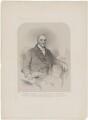 Richard Venables, by Richard James Lane, printed by  M & N Hanhart, after  Eden Upton Eddis - NPG D39228