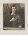 Called John Milton, published by Photographische Gesellschaft, after  Pieter van der Plas - NPG D38840