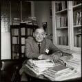 T.S. Eliot, by Ida Kar - NPG x134150