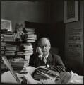 Eugène Ionesco, by Ida Kar - NPG x134151