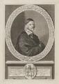 Sir Edward Nicholas, by Abraham Hertochs (Hertocks), possibly after  Adriaen Hanneman - NPG D38755