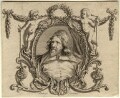 Inigo Jones, by Paul Fourdrinier, after  Sir Anthony van Dyck - NPG D10967