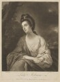 'Lady Molineux', by James Watson, printed for  Robert Sayer, after  Tilly Kettle - NPG D38854