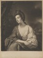 'Lady Molineux, by James Watson, printed for  Robert Sayer, after  Tilly Kettle - NPG D38855