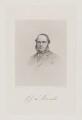 Samuel John Luke Nicoll, by Joseph Brown, after  Disdéri - NPG D38968