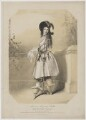Louisa Cranstoun Nisbett (née Macnamara, later Boothby) as The Young King, by John Deffett Francis, printed by  Jérémie Graf, published by  Welch & Gwynne - NPG D38971
