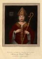 Called Richard Fleming, by Unknown artist - NPG D10971