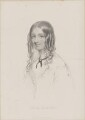 Lady Elizabeth Villiers, by B. Eyles, published by  David Bogue, after  John Hayter - NPG D39244
