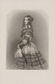 Lady Elizabeth Villiers, by W. Joseph Edwards, after  Alfred Edward Chalon - NPG D39245