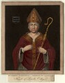 Called Richard Fleming, by Unknown artist - NPG D10972