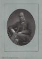 John Lubbock, 1st Baron Avebury, by Herbert Rose Barraud, published by  Eglington & Co - NPG x137
