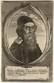 John Tradescant the Elder, by Wenceslaus Hollar - NPG D10974