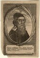 John Tradescant the Elder, by Wenceslaus Hollar - NPG D10975