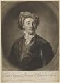 Jean-Baptiste Monnoyer, by Edward Fisher, after  Sir Godfrey Kneller, Bt - NPG D38875