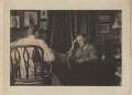 Winifred Tolton; Edward Phillips Oppenheim, by (Mary) Olive Edis (Mrs Galsworthy), and  Katharine Legat (née Edis) - NPG x134180