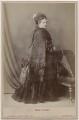 (Johanna) Therese Carolina Tietjens (Titiens), by London Stereoscopic & Photographic Company - NPG Ax5573