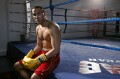 James DeGale, by Jay Brooks - NPG x134186