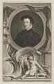 Thomas Howard, 4th Duke of Norfolk, by Jacobus Houbraken, after  Hans Eworth - NPG D38984