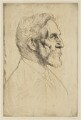 Philip Norman, by William Strang - NPG D38994