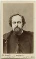 Dante Gabriel Rossetti, by W. & D. Downey - NPG Ax38169
