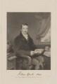 William Upcott, by Thomas Bragg, after  William Behnes - NPG D39273