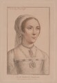 Mary Stanley (née Brandon), Lady Monteagle, by Francesco Bartolozzi, published by  John Chamberlaine, after  Hans Holbein the Younger - NPG D38913