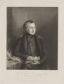 Thomas Spring Rice, 1st Baron Monteagle of Brandon, by and published by John Linnell, published by  Francis Graves & Co - NPG D38916