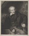 James Northcote, by Frederick Christian Lewis Sr, published by  Hurst, Robinson & Co, after  George Henry Harlow - NPG D38785