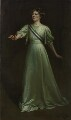 Dame Christabel Pankhurst, by Ethel Wright - NPG 6921
