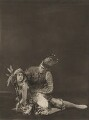 Tamara Karsavina as the Firebird and Adolph Bolm as Ivan Tsarevich in 'L'Oiseau de Feu' (The Firebird), by Emil Otto ('E.O.') Hoppé - NPG x134195
