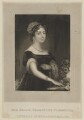 Charlotte Florentia Percy (née Clive), Duchess of Northumberland, by Thomas Anthony Dean, after  Christina Robertson (née Saunders) - NPG D39307