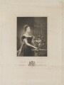 Charlotte Florentia Percy (née Clive), Duchess of Northumberland, by Robert Graves, after and published by  Christina Robertson (née Saunders) - NPG D39315
