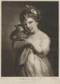 Miss Trimmer, by James Watson, sold by  Ryland and Bryer, after  Katharine Read - NPG D39401