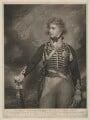 King George IV, by Salomon Jomtob Bennett, after  Sir William Beechey - NPG D10982