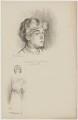 Mary Moore, after Howard van Dusen, after  John Hassall - NPG D38950