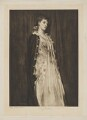 Mary Moore as Ida Ingot in 'David Garrick', after Helen Howard Hatton - NPG D38951