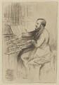Sir Herbert Stanley Oakeley, by William Brassey Hole - NPG D39339