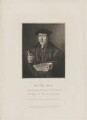 Sir John More, by Edward Scriven, published by  Lackington, Allen & Co, published by  Longman, Hurst, Rees, Orme & Brown, after  Harold Crease - NPG D38957
