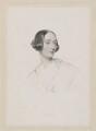 Miss Ogilvy, by William Henry Egleton, published by  David Bogue, after  John Hayter - NPG D39351