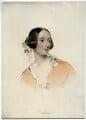 Miss Ogilvy, by William Henry Egleton, published by  David Bogue, after  John Hayter - NPG D39420