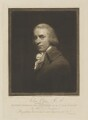 John Opie, by Samuel William Reynolds, published by  John Jeffryes, after  John Opie - NPG D39357