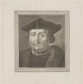 Sir Thomas More, by Thomas Holloway - NPG D39006