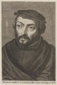 Sir Thomas More, by Unknown artist - NPG D39009