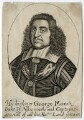 George Monck, 1st Duke of Albemarle, after Unknown artist - NPG D39426