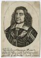George Monck, 1st Duke of Albemarle, after Unknown artist - NPG D39426