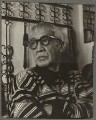 Tsugouharu Foujita, by Ida Kar - NPG Ax134305