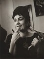 Ida Kar at the opening of her exhibition in Moscow, by Unknown photographer - NPG x134225