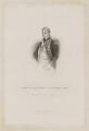 Sir Thomas Troubridge, 1st Bt, by William Greatbach, published by  Richard Bentley, after  Sir William Beechey - NPG D39413