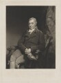 Sir Charles Morgan, 2nd Bt, by William James Ward, published by  Martin Colnaghi, after  William Owen - NPG D39021
