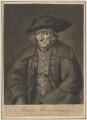 Harry Morgan, after Lewis Hübner - NPG D39023
